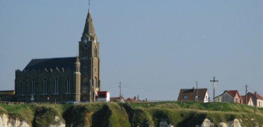 Falaise nord